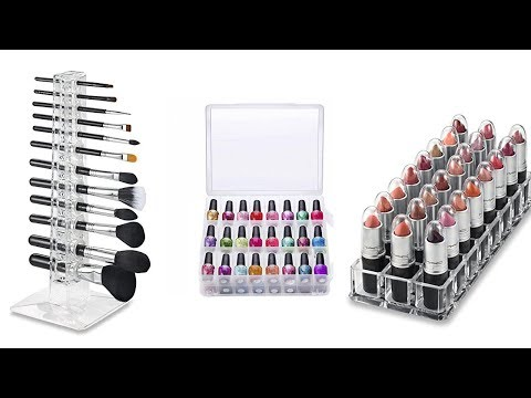 Top 5 Best Cosmetic Display Cases Reviews