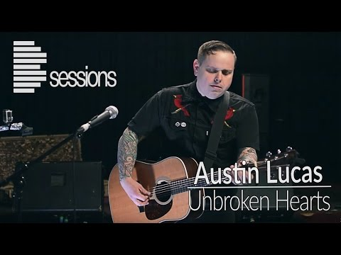Austin Lucas - 'Unbroken Hearts': Filmed in Brighton - Live Music Session (Bsession)