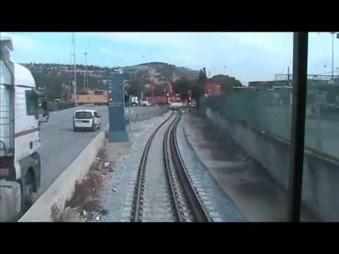 En cabina: Transporte de potasa y sal por ferrocarril - FGC