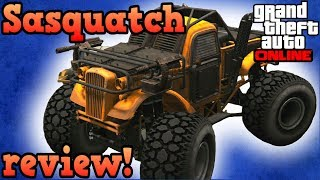 Sasquatch review! - GTA Online guides