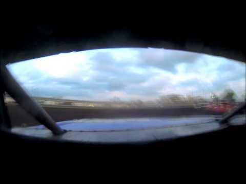 Nielsen Racing T8 rearview Algona Raceway 8-16-14