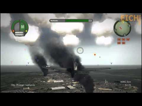 Review Damage Inc. Pacific Squadron WWII en Español codec mejorado
