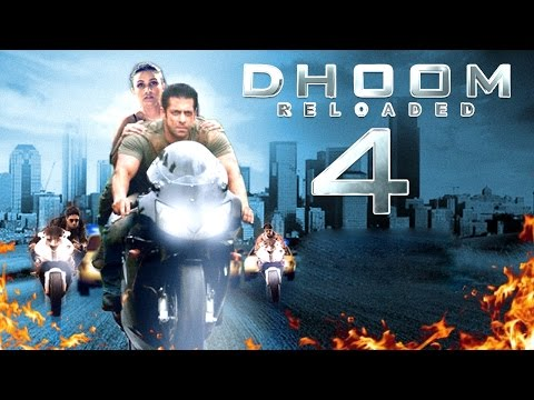 Dhoom 4 FAN Made Motion Poster 2016 | Salman Khan, Parineeti Chopra, Abhishek Bachchan, Uday Chopra