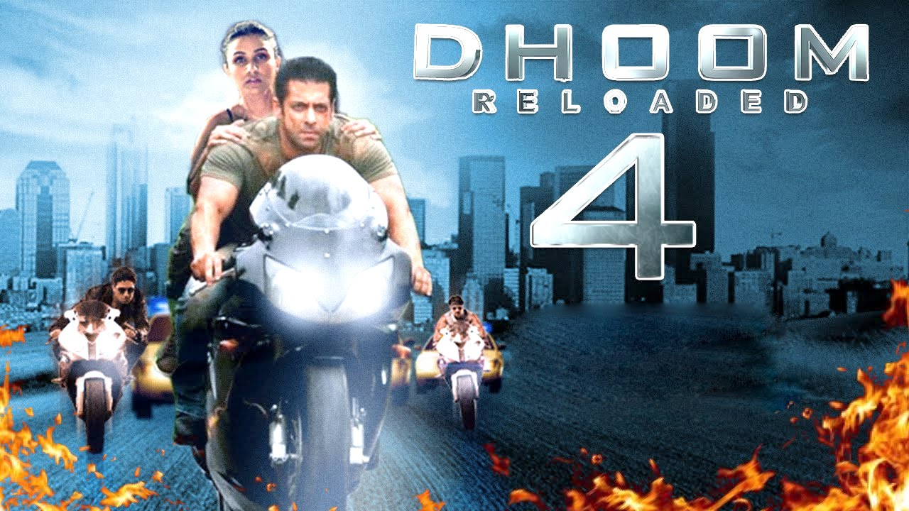 Dhoom 4 Fan Made Motion Poster 2016 Salman Khan