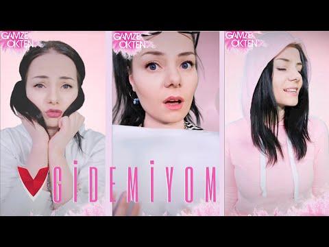 Gamze Ökten – Gidemiyom (Official Video)