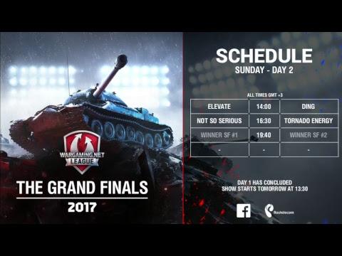 The Grand Finals 2017 - Playoffs