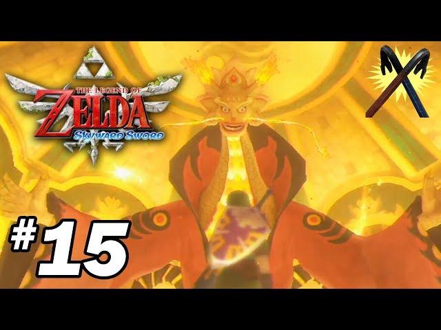 Metal Gear Link - Ricka's Zelda Skyward Sword Stream [Part 15]
