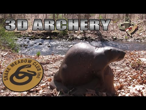 3D Archery - Snake Meadow Club