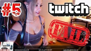 CRAZY Twitch Fails/Funny Moments Compilation 2016 #5
