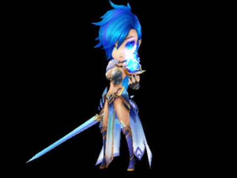 Summoners War Monster Review: Lapis the Water Magic Knight