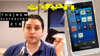 BlackBerry Z10 - Revisão Completa