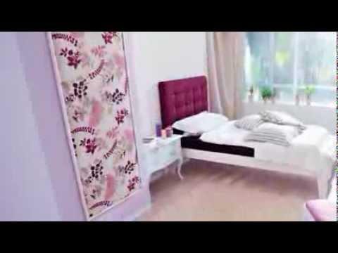 do it yourself betthaupt selber bauen doovi. Black Bedroom Furniture Sets. Home Design Ideas