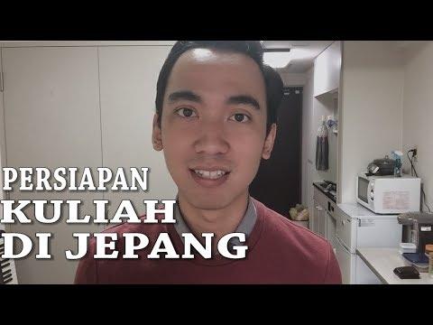 Persiapan Kuliah di Jepang   STORY #1
