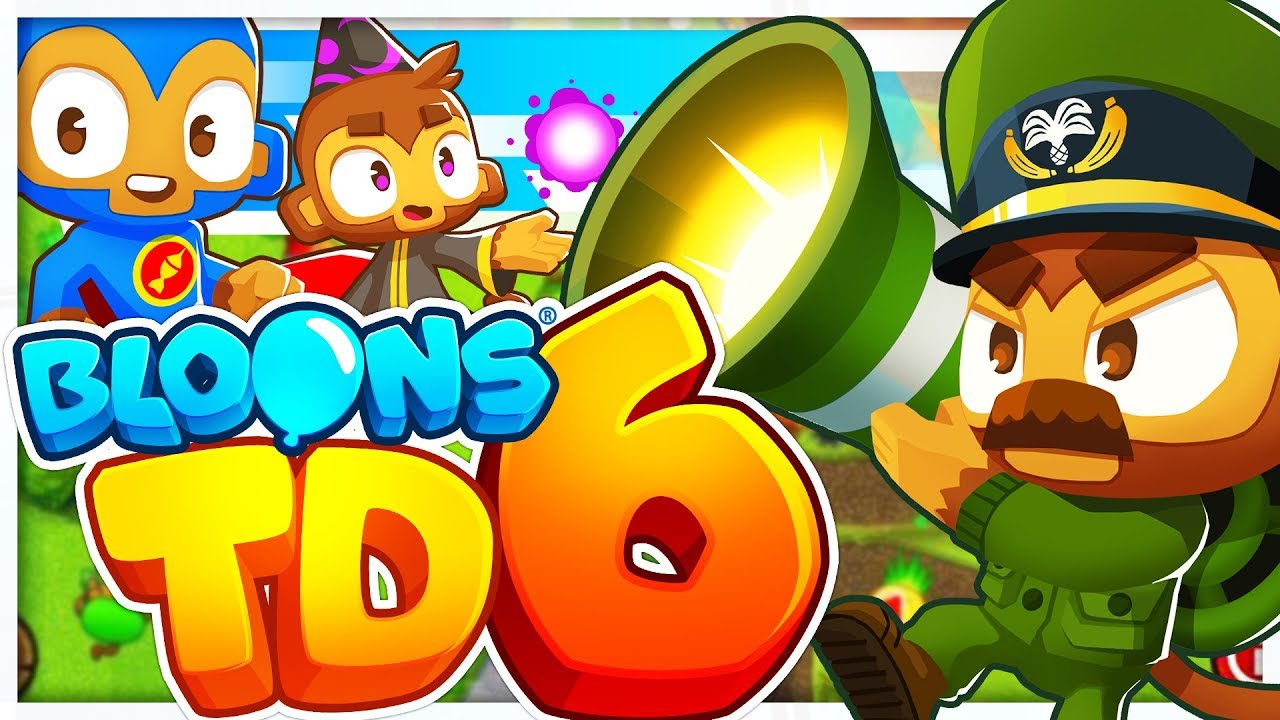 BLOONS TD 6 EARLY GAMEPLAY - NEW TOWERS, 5 UPGRADE TOWERS