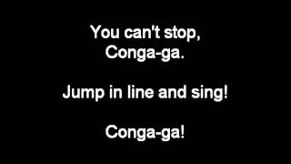 (English) Penguins of Madagascar - Conga King Lyrics
