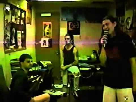 Discordance Axis 1993 Radio Show