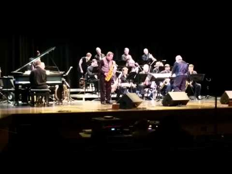 College of the Mainland Jazz Ensemble featuring Chris Vadala