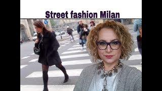 Как одеваются модники в столице моды. Милан street fashion style vlog. Понаблюдаем!
