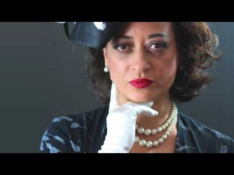 Art Works Podcast: Adriana Sananes, Actor and Narrator