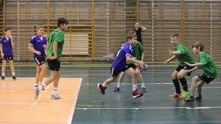 Powiatowa Liga Piłki Ręcznej w ZS nr 5