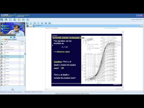 QEEE Lecture 11- Stress distribution