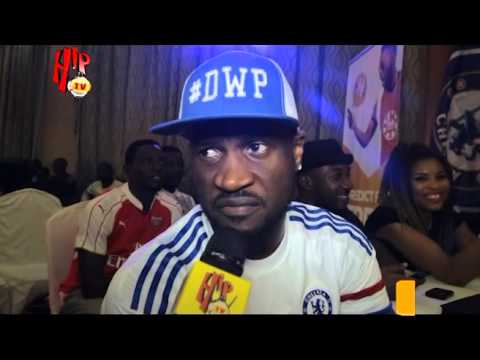 Video: Psquare Peter Okoye vows to say nothing about Tiwa Savage/Tee Billz marriage crisis