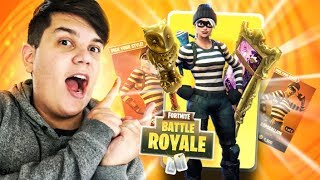 NEW SKIN OF THE RASCAL AT FORTNITE ‹ JUAUM ›