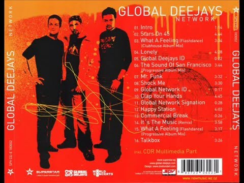 Global Deejays - Network Set (Long Music)