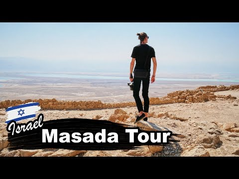 THIS IS EPIC! Masada and Dead Sea Tour Jerusalem Israel 🇮🇱