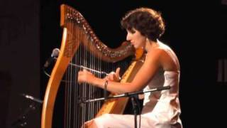 Celtic Harp at Lorient 2008