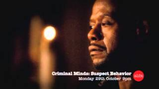 Criminal Minds: Suspect Behaviour - Season 1 Trailer