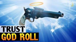 GOD ROLL Trust, the Gambit Hand Cannon (Destiny 2 Forsaken)
