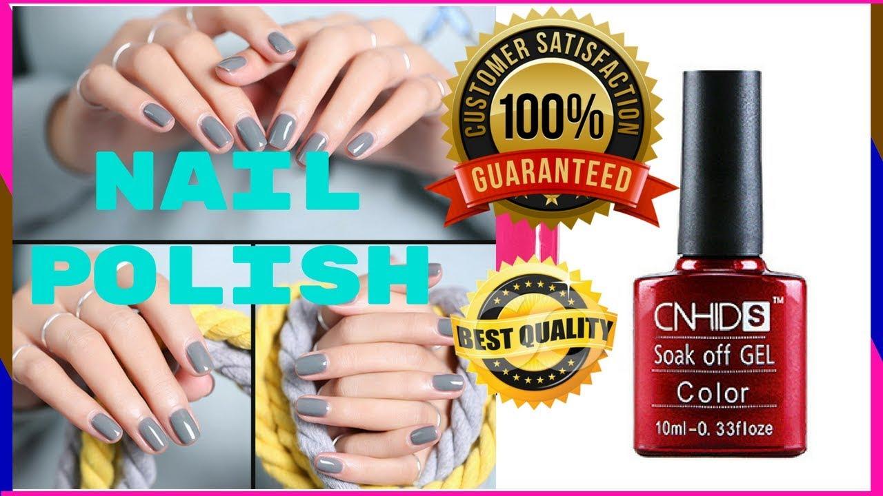 Best Gel Nail Polish | Bulk Nail Polish | Blue Nail Polish | Red Gel ...