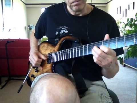 The Invisible Singularity Of Nothingness Guitar Jam With Ad Minor