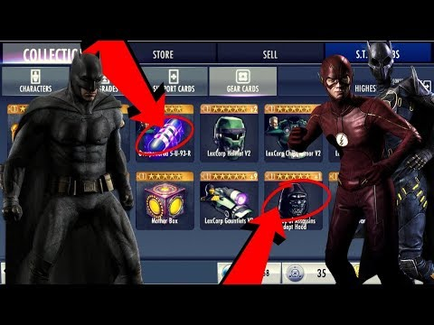 How To Play SMART! Injustice Gods Among Us 2.18! IOS/Android!