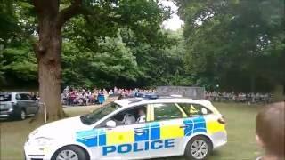 Hampshire/Thames Valley JOU Police Dog Display