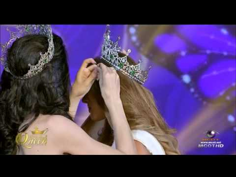 Miss International Queen 2014 - Crowning Moment HD