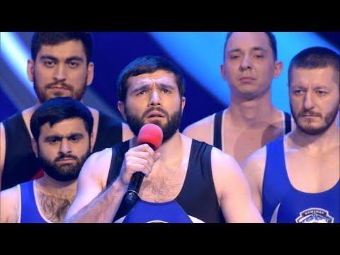 видео: КВН 2019 Высшая лига Первая 1/8 - Биатлон