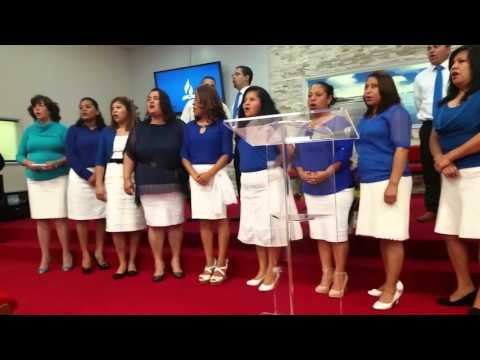 Coro Mixto Iglesia adventista  central regional