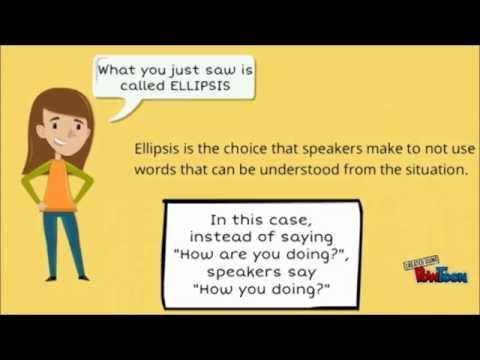 Ellipsis-Linguistics II