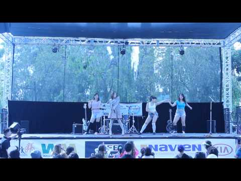 Irvine Korean Culture Festival: Ready For Love By Megan Lee