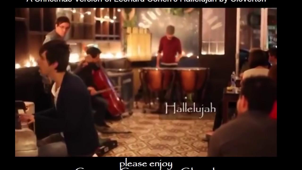 Hallelujah Christmas Versión Subtitulada Español - YouTube