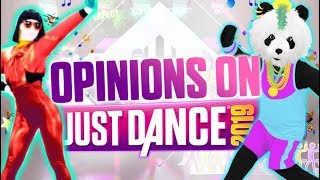My Opinion On Just Dance 2019