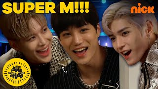 "K-Pop Boy Band SuperM Performs 'Jopping""! 🎤
