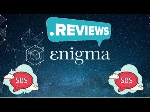 Обзор криптовалюты Enigma ENG 2019. Криптовалюта для чайников