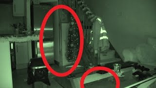 Ghost Apparition Caught on Camera - Real Paranormal Activity Part 18.1