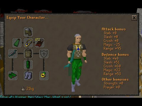 Runescape 2007 - Tims Questing like an ABSOLUTE MAMMOTH! [Stream 4]