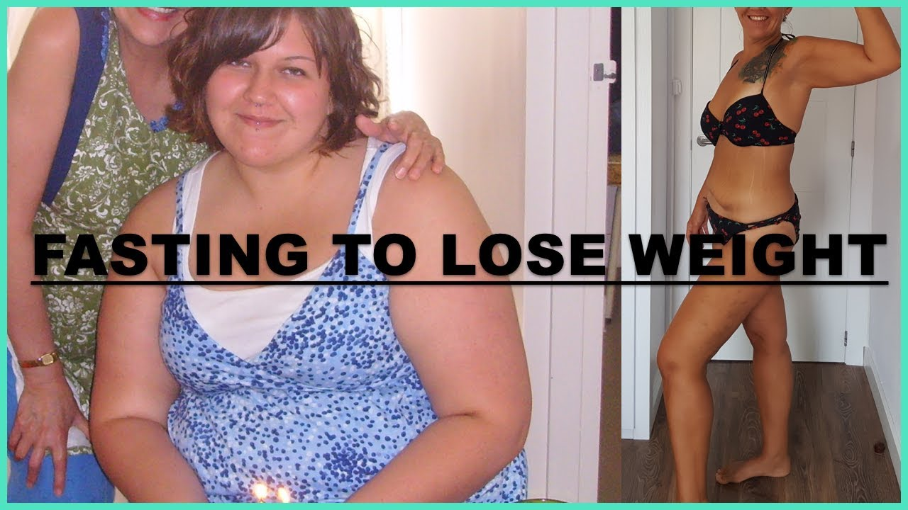 How I Used Intermittent Fasting To Lose Weight Before And After 16