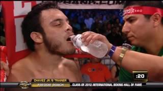 Julio Cesar Chavez Jr vs Andy Lee 2012 06 16