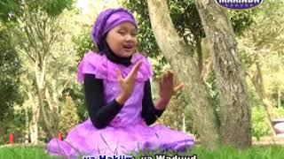Gambar cover lagu sholawat anak-anak- ASMAUL HUSNA VOC. MILA